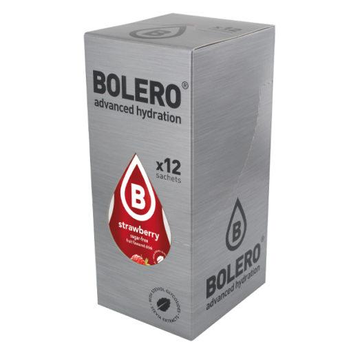 Getränk für Diabetiker Bolero Erdbeere 12x9g günstig kaufen bei www.zuckerschmuck.com