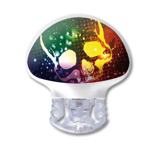Medtronic Guardian 3 Transmitter Sticker Colour Scull wasser- und kratzfest von www.zuckerschmuck.com