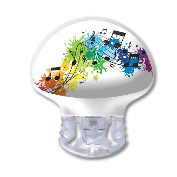 Medtronic Guardian 3 Transmitter Sticker Music wasser- und kratzfest von www.zuckerschmuck.com