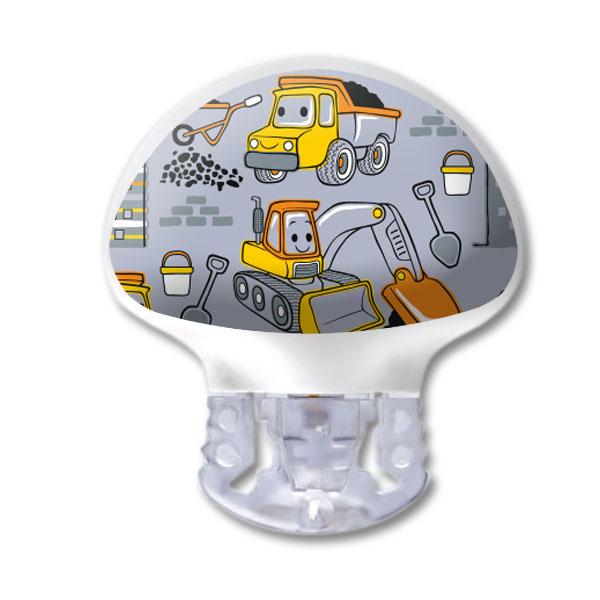 Medtronic Guardian 3 Transmitter Kinder Sticker Bagger Fahrzeuge wasser- und kratzfest von www.zuckerschmuck.com