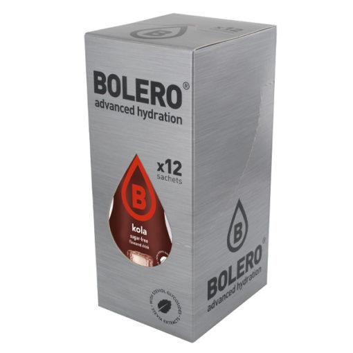 Getränk für Diabetiker Bolero Kola 12x9g günstig kaufen bei www.zuckerschmuck.com