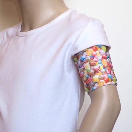 Dia Fix Armband - für Glukosesensoren und Omnipod