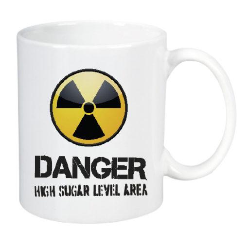 """Tasse """"Danger"""""""