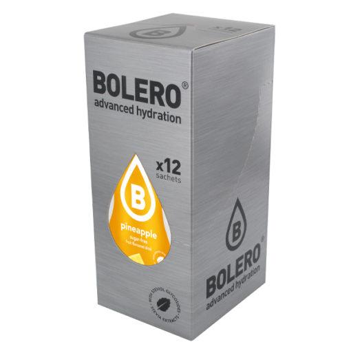 Getränk für Diabetiker Bolero Ananas 12x9g günstig kaufen bei www.zuckerschmuck.com