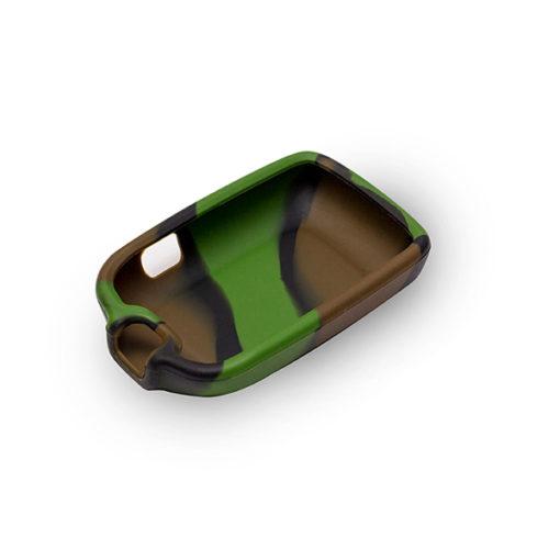 NEU: Freestyle Libre Silikonhülle Camouflage grün