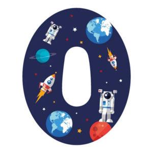 Dexcom G6 Tape Astronaut