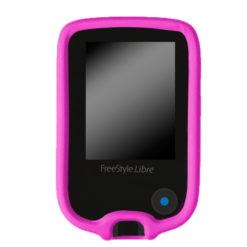 NEU: Freestyle Libre Silikonhülle Pink
